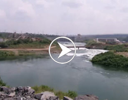Bujagali Hydroelectric Power Station Video